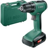 Masina de gaurit cu acumulator Bosch Universal Drill 18 1450 RPM 18V Verde