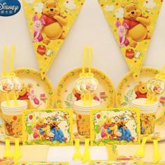 Set decoratiuni petrecere tematica Winnie the Pooh