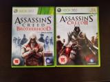 Assassin's Creed Brotherhood XBox 360 + Assassin's Creed 2 Cadou
