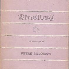 SHELLEY - POEME