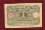 Bancnota Germania  - EINE MARK - UNA MARCA - 1 MARK 1920
