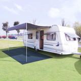 Covor pentru camping, 250 x 400 cm, albastru