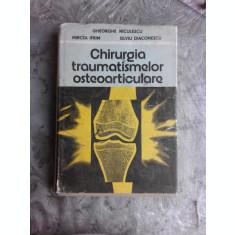 Chirurgia traumatismelor osteoarticulare - Ghoerghe Niculescu, Mircea Ifrim, Silviu Diaconescu