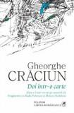 Doi intr-o carte (fara a-l mai socoti pe autorul ei). Fragmente cu Radu Petrescu si Mircea Nedelciu/Gheorghe Craciun, Polirom