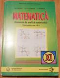 Elemente de analiza matematica clasa a XI-a de Gheorghe Gussi, O. Stanasila