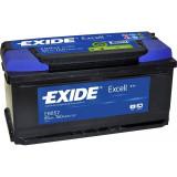 Baterie auto Excell 85Ah, 760A, 80 - 100, Exide