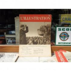 L'ILLUSTRATION NO 5060 24FEBRUARIE 1940 , REVISTA