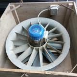 Ventilator axial profesional motor trifazic