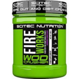 Supliment Alimentar Fire Works Wod Crusher Aroma Zmeura si Lamaie 360 grame Scitec Nutrition Cod: SCNFRWRKWCZ