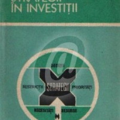 Strategii in investitii