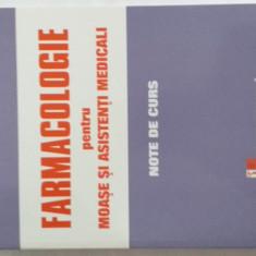 Farmacologie pentru Moașe și Asistenți Medicali