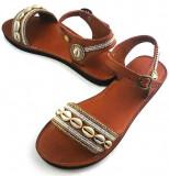 Cumpara ieftin Sandale Scoici Afro