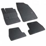 Covorase Ford Focus 3 2010- , presuri BestAutoVest, negre , 4 buc. Kft Auto