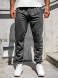 Pantaloni de trening grafit bărbați Bolf CE002