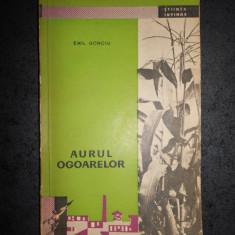 EMIL GONCIU - AURUL OGOARELOR (1960, colectia Stiinta Invinge)