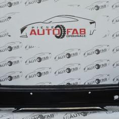 Bară spate Merdeces-Benz E-Class Combi an 2014-2017 cu găuri pentru Parktronic și camere