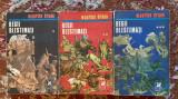 regii blestemati.3 volume.ed.cartea romaneasca.autor maurice druon.an1971