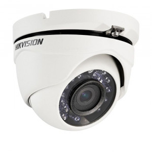 Camera supraveghere HIKVISION, Hibrid, 1MP cu IR 20m
