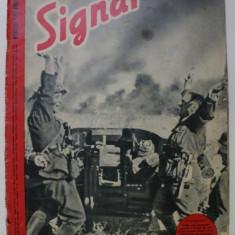 REVISTA ' SIGNAL ' , EDITIE IN LIMBA ROMANA , NUMARUL 2 DIN NOIEMBRIE 1941