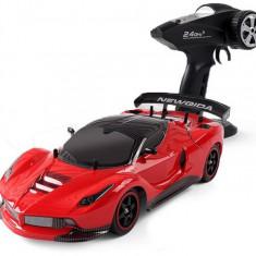 Masinuta cu Telecomanda iUni A757, High Speed Racing, 1:10, 40km/h, Rosu
