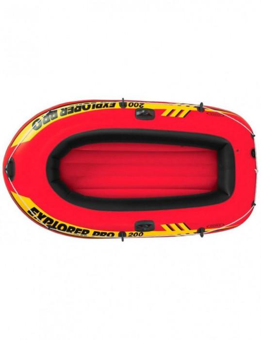 Barca gonflabila / pneumatica Intex 58356 Explorer, pentru 2 persoane, 196 x 102 x 33 cm