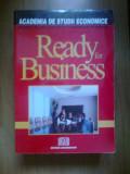 a4b READY FOR BUSINESS - curs de comunicare in afaceri