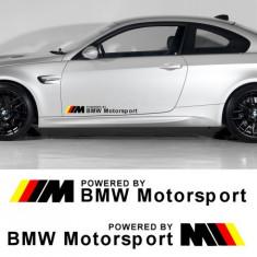 Sticker auto laterale BMW MOTORSPORT (set 2 buc.)
