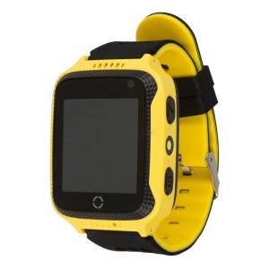 Wonlex GW500S Ceas inteligent copii, functie telefon, camera, monitorizare spion, GPS, buton SOS (+ bratara fitness CrabTECH™)