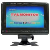 Televizor LCD portabil pentru camere video si auto SUPER DA-903C