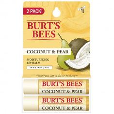 Twin Pack Balsam de buze Cocos si Pere 2 x 4,5 gr
