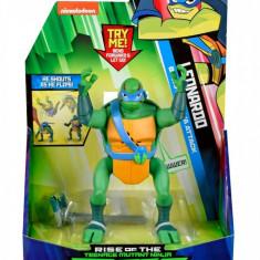 Figurina Testoasele Ninja Leonardo Battle Attack