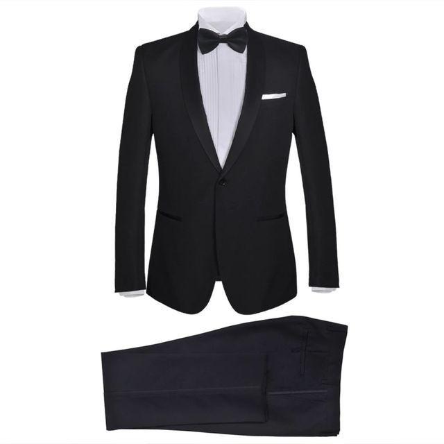 Frac/ Costum de seară bărbătesc 2 piese mărimea 48 negru
