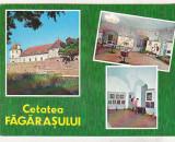Bnk cp Cetatea Fagarasului - Vedere - necirculata - marca fixa, Printata, Fagaras