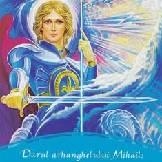 CARTI ORACOL/Tarot ARHANGHELI in romana, ed limitata/format mare+carte