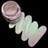 Cumpara ieftin Pigment PK13 (alb-verde deschis) Duochrome pentru machiaj Kajol Beauty, 1g