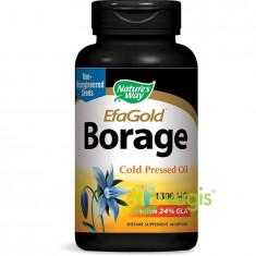 Borage (Limba-mielului) 1300mg EfaGold 60cps