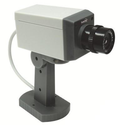 Camera falsa pentru supraveghere, senzor de miscare, alimentare baterii foto