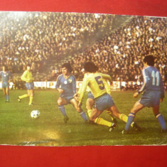 Ilustrata - Fotbal- Romania anii '60