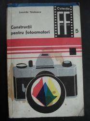Constructii pentru fotoamatori