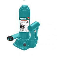 Cric hidraulic auto - butelie - 2T (INDUSTRIAL)