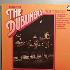 The Dubliners – Irish FolkSongs (1979/Metronome/RFG) - VINIL/Impecabil