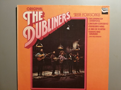 The Dubliners – Irish FolkSongs (1979/Metronome/RFG) - VINIL/Impecabil foto