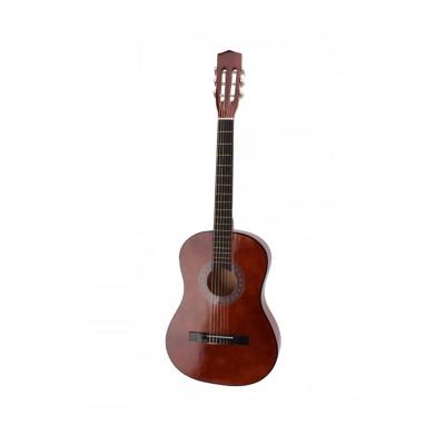Chitara clasica din lemn 86 cm Clasic Brown foto