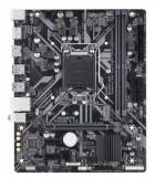 Placa de baza GIGABYTE H310M A 2.0, Intel B365, LGA 1151 v2, mATX, Pentru INTEL