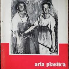 REVISTA ARTA PLASTICA NR.3/1960