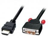 Cablu HDMI male to DVI-D Male 2M