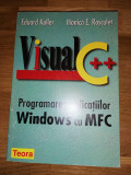 Visual C ++ Programarea aplicatiilor windows cu MFC