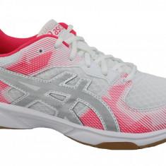Pantofi de volei Asics Gel-Tactic GS 1074A014-101 pentru Copii, 36, 37, 37.5, 38, 39, 39.5, 40, Alb