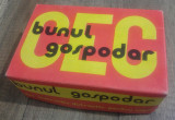 CEC, Bunul gospodar// joc din perioada comunista, lipsa plansa