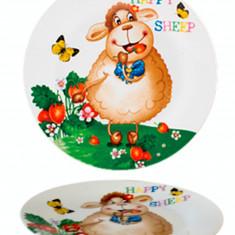 Set serviciu masa din portelan pentru copii Oita vesela, 010799